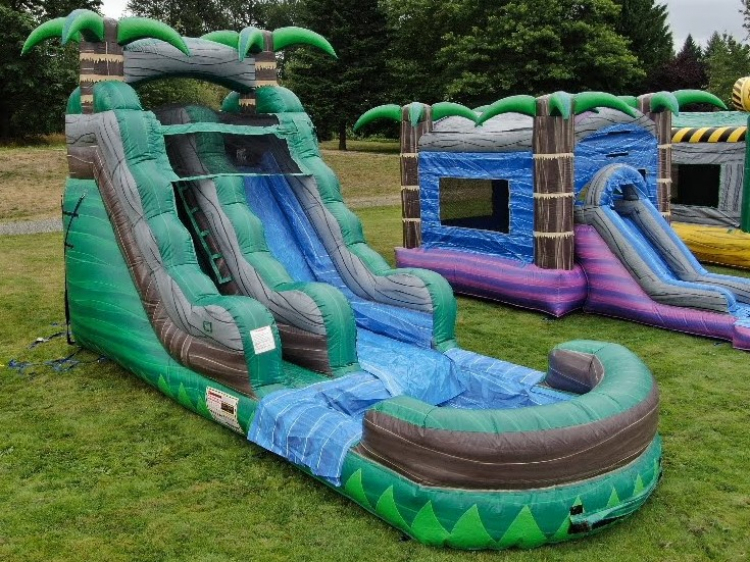 15ft Congo River Water Slide