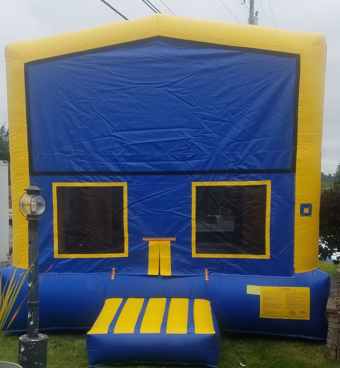 13ft Blue Castle